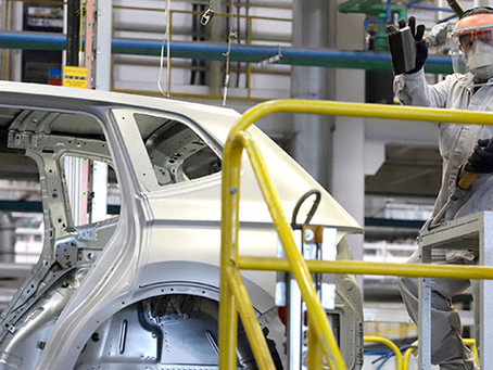 Aporta Puebla el 14.1% de producción y 14.5% de exportaciones automotrices