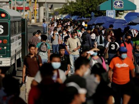 La economía mexicana sufrió histórico desplome en 2020 del 8.5%