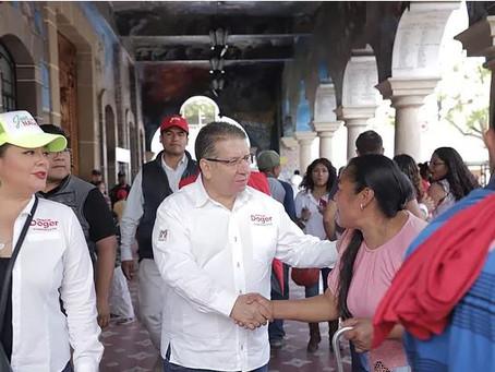 Centrales de abasto y camionera, ofrece Doger en Tehuacán