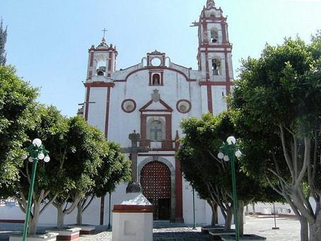 Feria del Ónix y a Santiago Apóstol en Tecali de Herrera