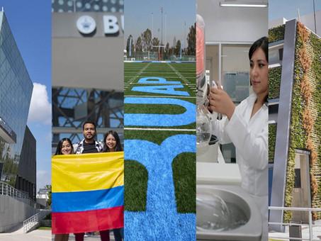 Se mantiene BUAP entre las mejores universidades de México, de acuerdo con el QS World University