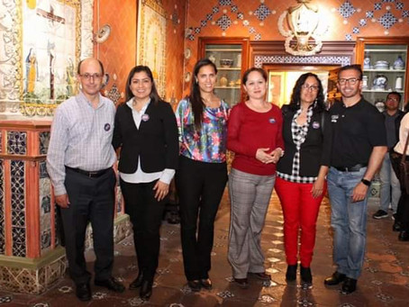 Se realiza con gran éxito la Primera Noche de Museos Puebla del 2019