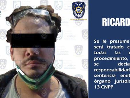 Arrestaron por violación al youtuber Rix, acusado de abuso por Nath Campos