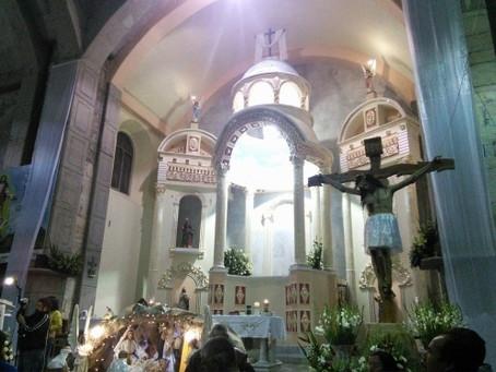 fiesta patronal en  Tepeojuma a San Cristobal