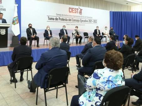EMPRESARIOS DEL SUR MANIFIESTAN TOTAL RESPALDO AL GOBERNADOR CABEZA DE VACA.