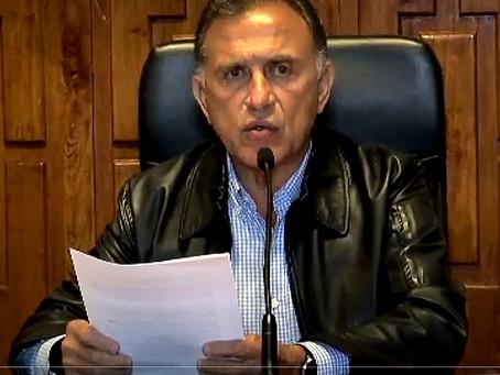 Asesinato de hija de diputada fue por confusión: Yunes Linares