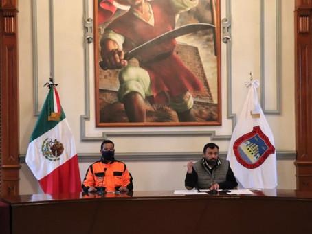 SEGOM REPORTA CUMPLIMIENTO DE 76% AL DECRETO DE ALERTA MÁXIMA POR COMERCIANTES EN VÍA PÚBLICA