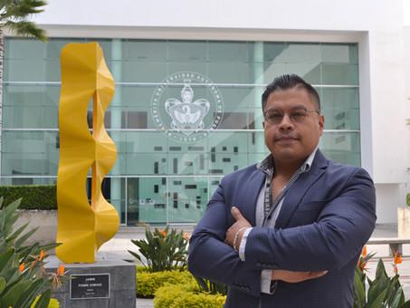 La docencia va acompañada de cerebro, pero también de mucho corazón: Antonio Torres Rodríguez