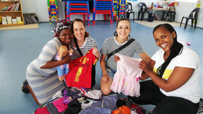 Wir unterstützen Kitas in Mfuleni