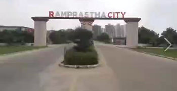 Fighting COVID-19 Pandemic at Ramprastha City
