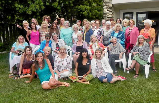 Seaside Sisters Women's Connection Group at Seaside Center for Spiritual Living