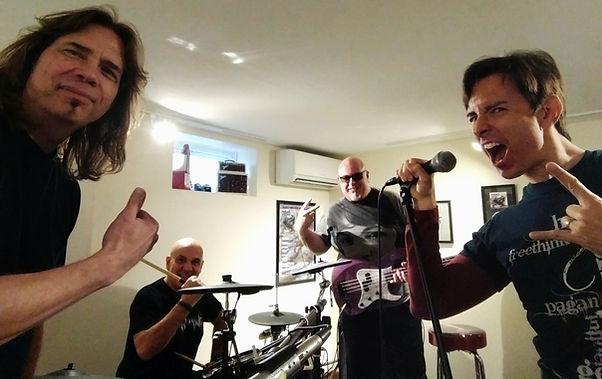 Overlod eband rehearsal 11/10/2018