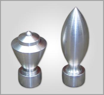 aluminiowe elementy ozdobne