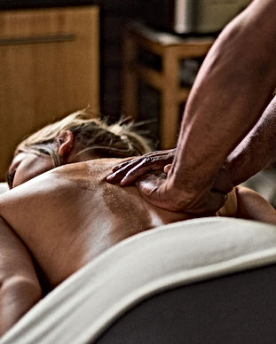 massage africain pour le bien-être émoti
