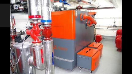 CENTAURUS 350 kW pellet