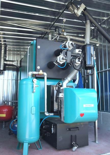Centrometal EKO-CK P Unit 180 kW