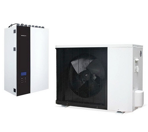 Pompa di calore aria-acqua PCCO SPLIT 10kW