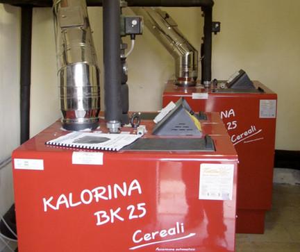 Kalorina BK 25 - Pellet elettronica