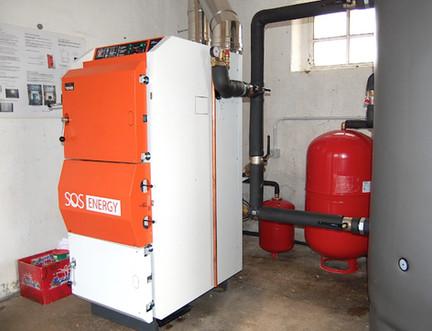 Caldaia a Legna Dorado 34 kW