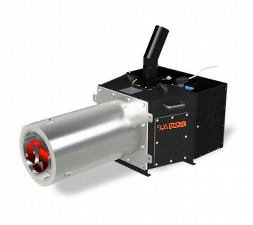 Bruciatore serie PLATINM BIO SPIN 56 - 330 kW