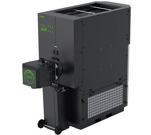 PELLET AIR 100 - 200 kW