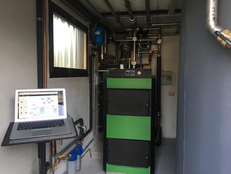 Viadrus P7C 30 kW