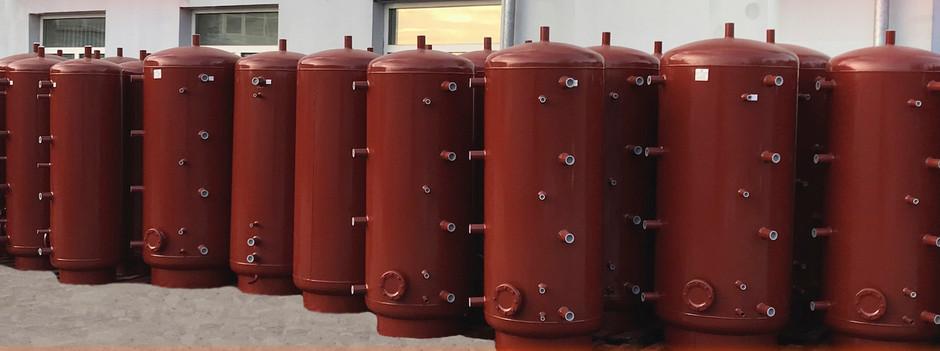Accumuli per il riscaldamento raffrescamento e acqua calda sanitaria