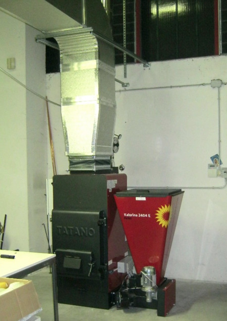 Kalorina serie 24 - Generatori di aria calda  -