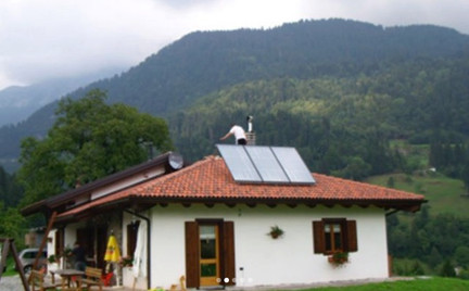 Pannello solare CPC Solarfocus