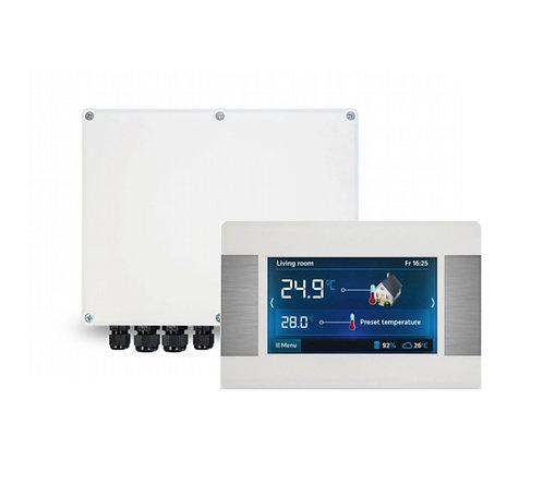 Regolatore controllo fonti di calore e i sistemi di riscaldamento