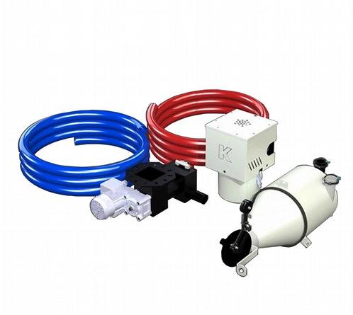 Kit sistema Pneumatico Pellet 2