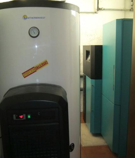 Caldaia Centrometal Pel-Tec 18 kW