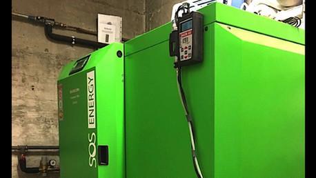 Caldaia Compact Bio 24 kW pellet