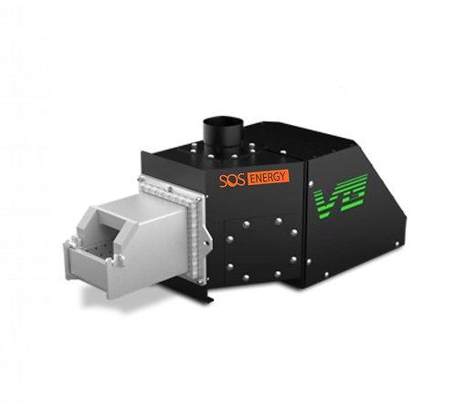 Bruciatore serie PLATINUM BIO VG 12 - 35 kW