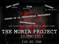 the moria project, cab, crazy art boat
