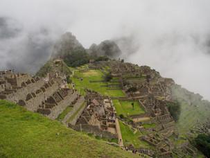 Le très attendu Machu Picchu