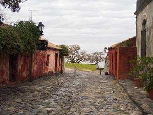 Latinoamerica otra vez... Colonia del Sacramento, Uruguay