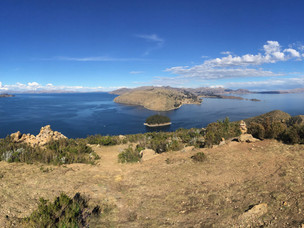 Direction le Lac Titicaca...