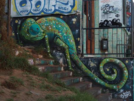 Valparaiso, la ville arc-en-ciel