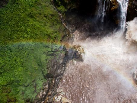 De cascadeen cascade...
