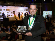 Alhambra Projetos recebe Prêmio Excelência e Qualidade Brasil