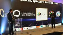 Alhambra Projetos recebe prêmio de empresa brasileira do ano 2021