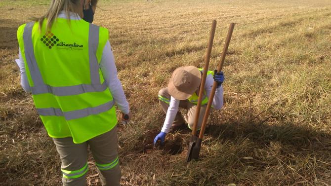 Pesquisa Arqueológica em Pirangi - SP