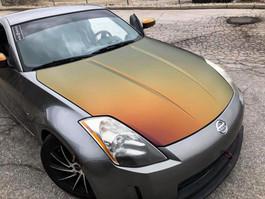 Gradient Vehicle Graphics