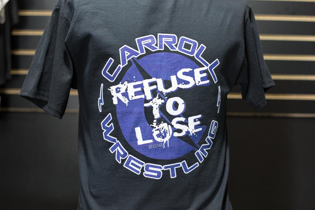Carroll Wrestling DTG