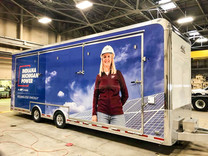 IMP trailer wrap