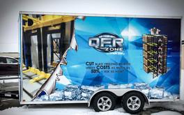 QFR trailer wrap