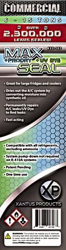 Max Seal Commercial 32-101 ProDry + UV D