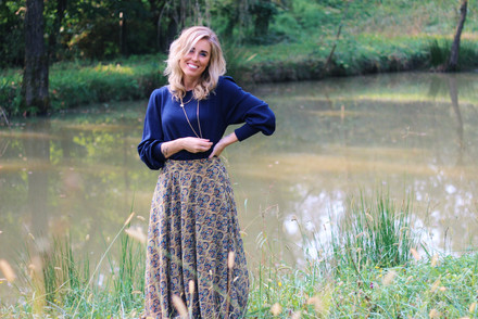 long skirt - PIGNA .JPG