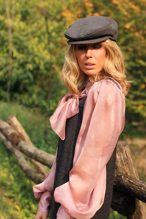 Olivia - Camicia con fiocco